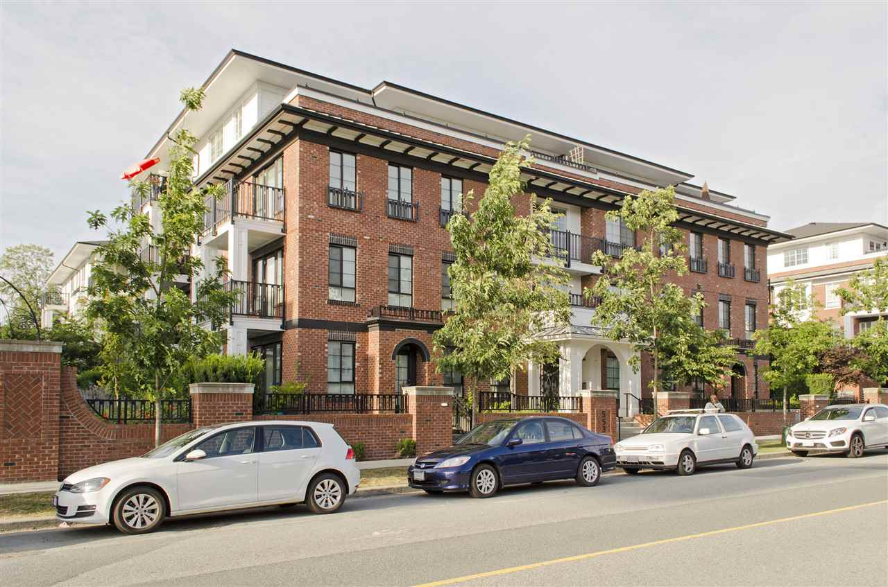 "Main Photo: 106 553 FOSTER Avenue in Coquitlam: Coquitlam West Condo for sale in ""FOSTER EAST"" : MLS®# R2228246"