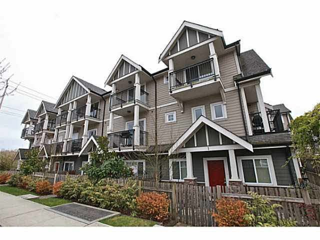 Main Photo: 10 6708 ARCOLA Street in Burnaby: Highgate Townhouse for sale (Burnaby South)  : MLS®# R2235476