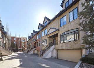 Main Photo: 2 9561 143 Street in Edmonton: Zone 10 Townhouse for sale : MLS®# E4096601