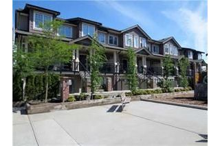 "Main Photo: 117 13958 108 Avenue in Surrey: Whalley Townhouse for sale in ""aura"" (North Surrey)  : MLS® # R2243079"