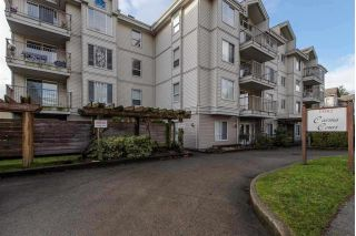"Main Photo: 206 33502 GEORGE FERGUSON Way in Abbotsford: Central Abbotsford Condo for sale in ""Carina Court"" : MLS®# R2245811"