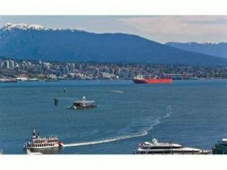 Main Photo: 1502 1499 W PENDER Street in Vancouver: Coal Harbour Condo for sale (Vancouver West)  : MLS® # R2247731