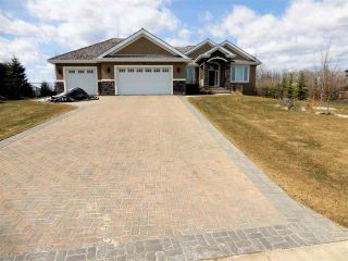 Main Photo: #77 Gladstone Court: Rural Sturgeon County House for sale : MLS®# E4103555
