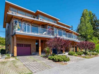 "Main Photo: 6494 EMBER Place in Sechelt: Sechelt District Townhouse for sale in ""The Second Wave -Wakefield Beach"" (Sunshine Coast)  : MLS®# R2267735"