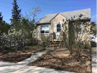 Main Photo: 12330 91 Street in Edmonton: Zone 05 House for sale : MLS®# E4111128