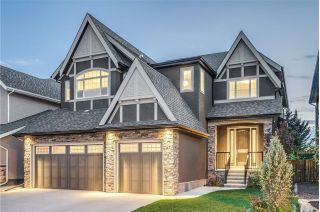 Main Photo: 89 ASPEN ACRES Manor SW in Calgary: Aspen Woods House for sale : MLS®# C4186396