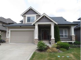 Main Photo: 21213 83A Avenue in Langley: Willoughby Heights House for sale : MLS®# R2275410
