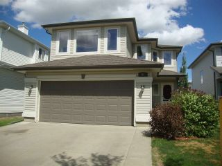 Main Photo: 65 ENGLISH Way: St. Albert House for sale : MLS®# E4114517