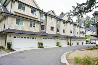 "Main Photo: 29 14285 64 Avenue in Surrey: East Newton Townhouse for sale in ""ARIA LIVING"" : MLS®# R2289640"