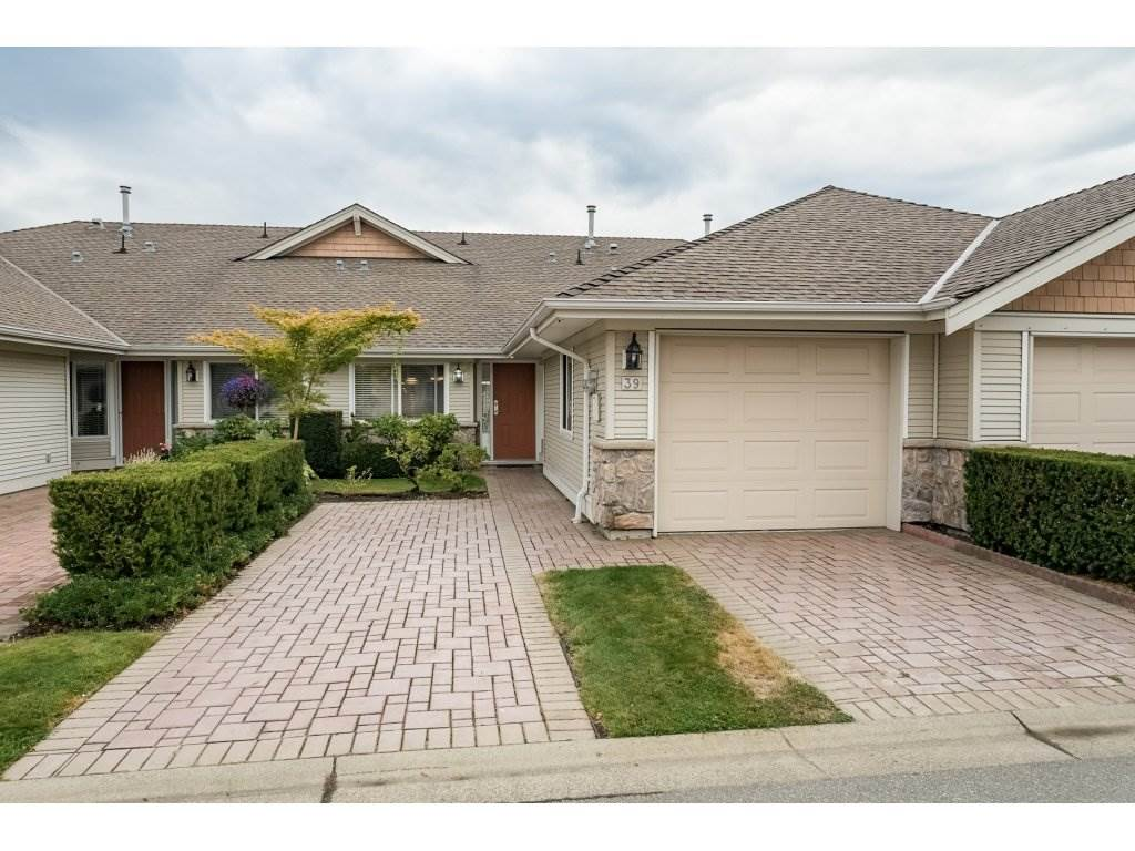 "Main Photo: 39 17516 4 Avenue in Surrey: Pacific Douglas Townhouse for sale in ""DOUGLAS POINT"" (South Surrey White Rock)  : MLS®# R2296523"