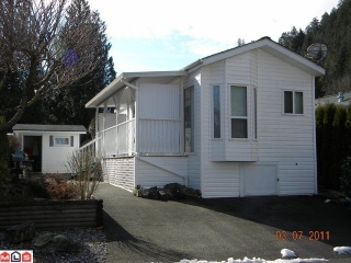 "Main Photo: 32 14600 MORRIS VALLEY Road in Agassiz: Hemlock Manufactured Home for sale in ""Tapadera Estates"" (Mission)  : MLS® # F1106180"
