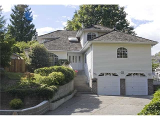 Main Photo: 1028 SADDLE Street in Coquitlam: Ranch Park House for sale : MLS®# V858721