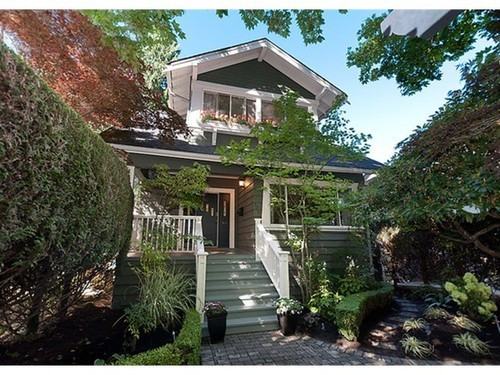 Main Photo: 3253 39TH Ave W in Vancouver West: Kerrisdale Home for sale ()  : MLS® # V969313