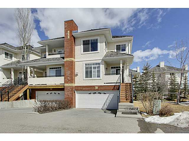 Main Photo: 105 SIERRA MORENA Landing SW in CALGARY: Richmond Hill Townhouse for sale (Calgary)  : MLS® # C3608171