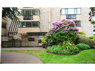Main Photo: 216 1610 Jubilee Avenue in VICTORIA: Vi Jubilee Condo Apartment for sale (Victoria)  : MLS® # 337923