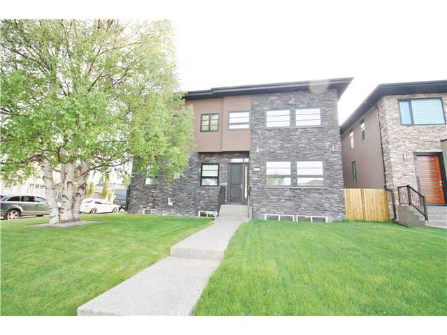 Main Photo: 2239 32 Street SW in CALGARY: Killarney_Glengarry Residential Attached for sale (Calgary)  : MLS®# C3619011
