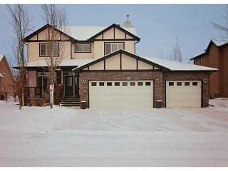 Main Photo: 17 MILLER Bay: Okotoks Residential Detached Single Family for sale : MLS(r) # C3638024