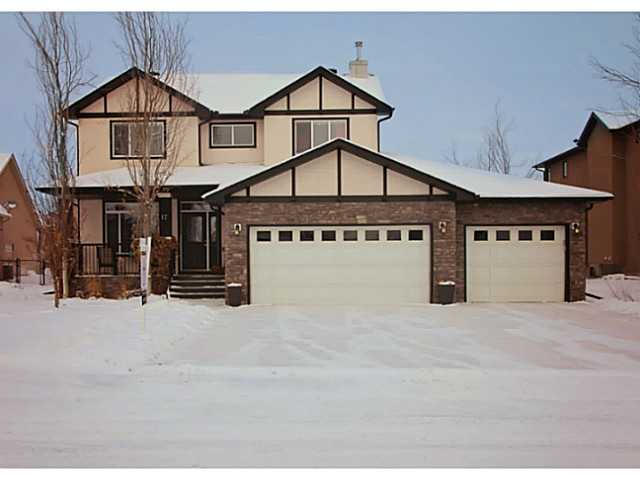 Main Photo: 17 MILLER Bay: Okotoks Residential Detached Single Family for sale : MLS® # C3638024