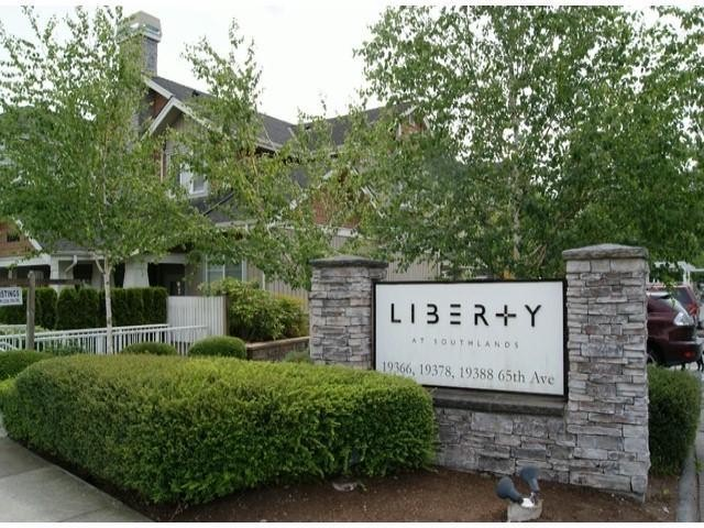 "Main Photo: 404 19366 65 Avenue in Surrey: Clayton Condo for sale in ""Liberty"" (Cloverdale)  : MLS® # F1428160"