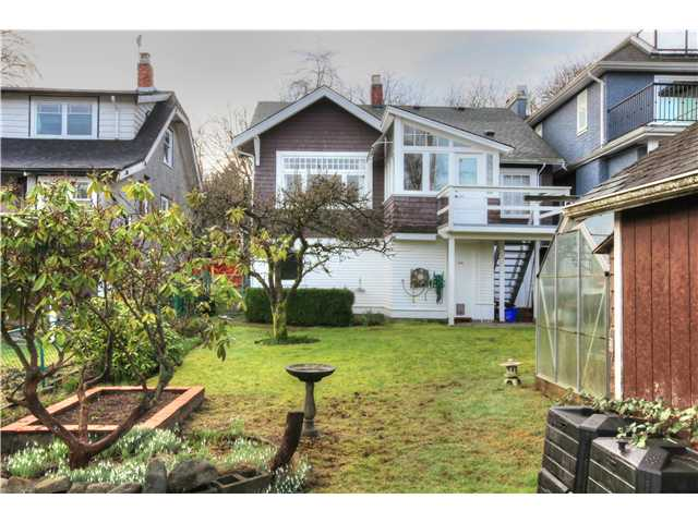 Photo 17: 3843 W 15TH Avenue in Vancouver: Point Grey House for sale (Vancouver West)  : MLS(r) # V1105300