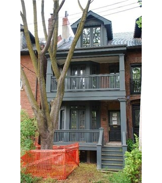 Main Photo: 38 Gibson Avenue in Toronto: Annex House (3-Storey) for sale (Toronto C02)  : MLS® # C3233648