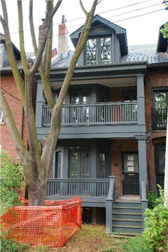 Main Photo: 38 Gibson Avenue in Toronto: Annex House (3-Storey) for sale (Toronto C02)  : MLS(r) # C3233648