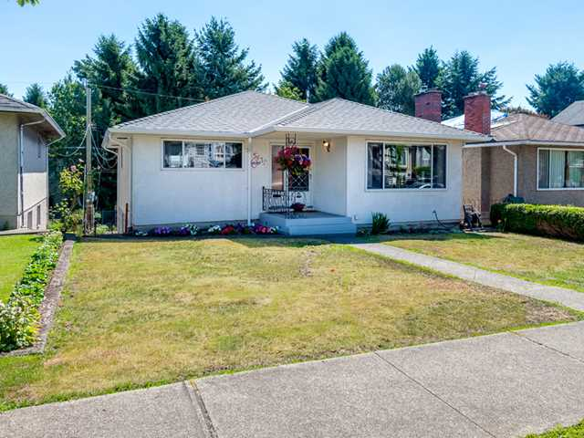 Main Photo: 5832 ARGYLE Street in Vancouver: Killarney VE House for sale (Vancouver East)  : MLS®# V1132689