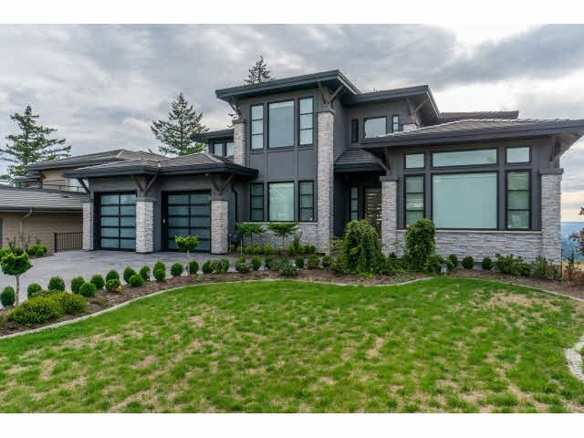 "Main Photo: 2461 EAGLE MOUNTAIN Drive in Abbotsford: Abbotsford East House for sale in ""Eagle Mountain"" : MLS®# F1450720"