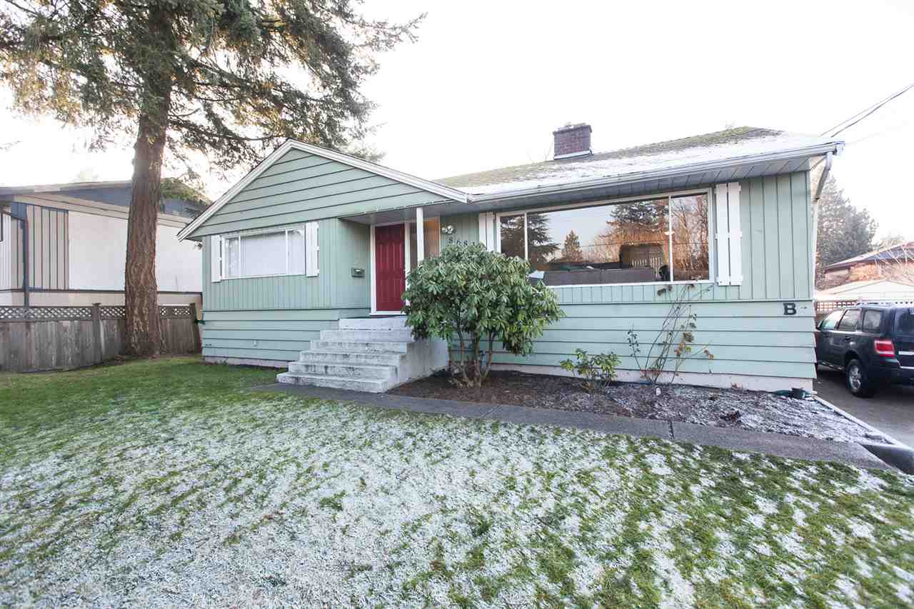 "Main Photo: 8683 BROOKE Road in Delta: Nordel House for sale in ""Brooke / Sunbury"" (N. Delta)  : MLS® # R2021905"