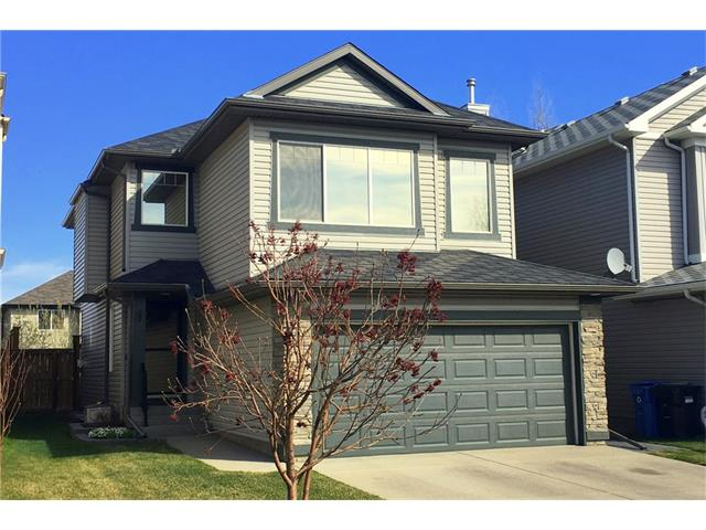 Main Photo: 229 CRANFIELD Manor SE in Calgary: Cranston House for sale : MLS(r) # C4049017