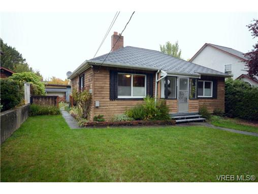 Main Photo: 1532 Edgeware Road in VICTORIA: Vi Oaklands Single Family Detached for sale (Victoria)  : MLS® # 363699