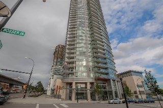 Main Photo: 3404 2008 ROSSER Avenue in Burnaby: Brentwood Park Condo for sale (Burnaby North)  : MLS® # R2091726