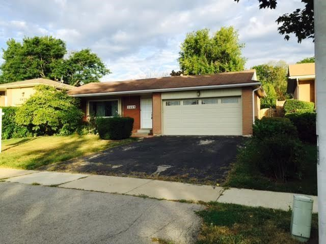 Main Photo: 2669 Constable Road in Mississauga: Clarkson House (Sidesplit 3) for lease : MLS® # W3600711