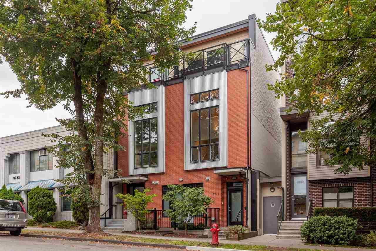 "Photo 17: 203 3715 COMMERCIAL Street in Vancouver: Victoria VE Townhouse for sale in ""O2"" (Vancouver East)  : MLS® # R2107847"