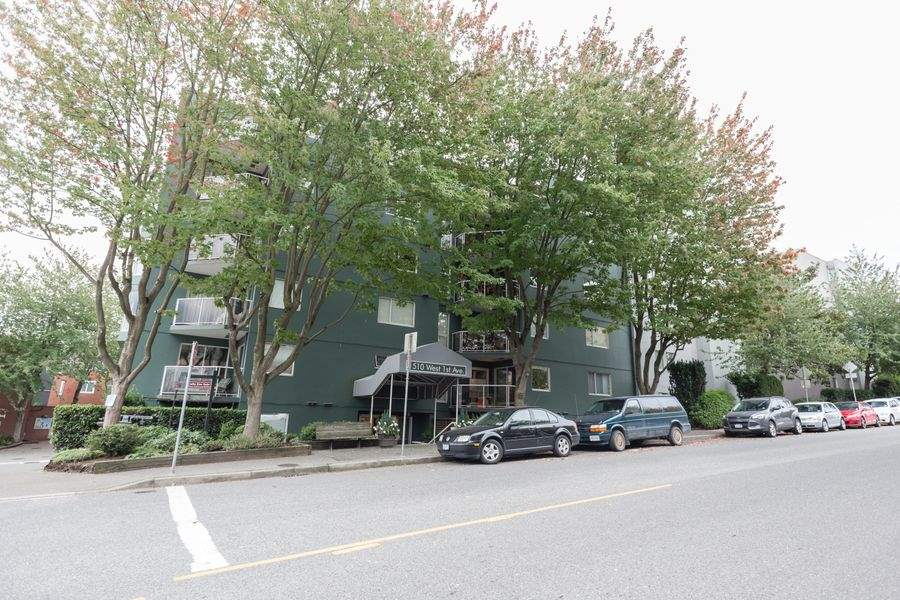 "Photo 18: 105 1510 W 1ST Avenue in Vancouver: False Creek Condo for sale in ""MARINER POINT"" (Vancouver West)  : MLS® # R2114672"