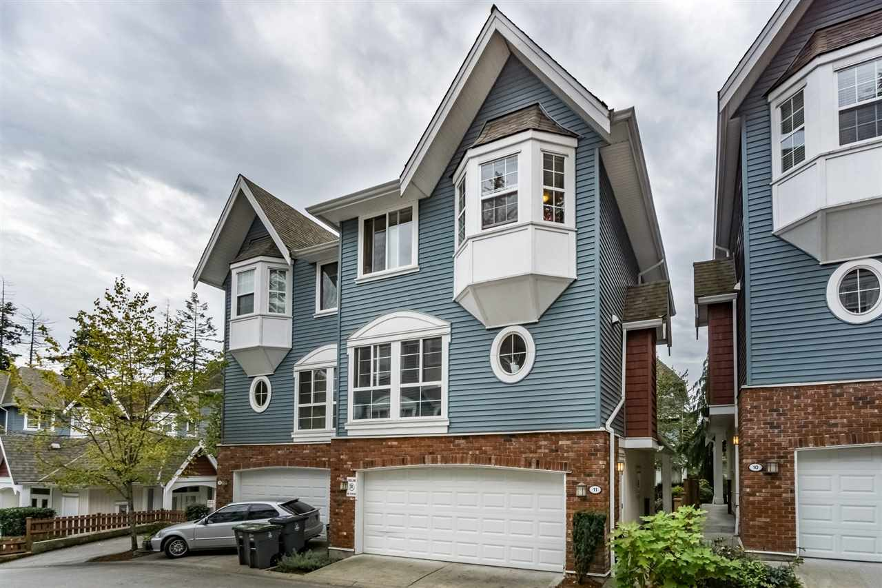 Main Photo: 11 5889 152 ST Street in Surrey: Sullivan Station Townhouse for sale : MLS® # R2119000