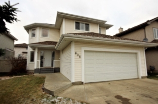 Main Photo: 608 LAYTON Court in Edmonton: Zone 14 House for sale : MLS(r) # E4045440