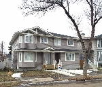 Main Photo: 11814 49 Street NW in Edmonton: Zone 23 House Half Duplex for sale : MLS(r) # E4051027