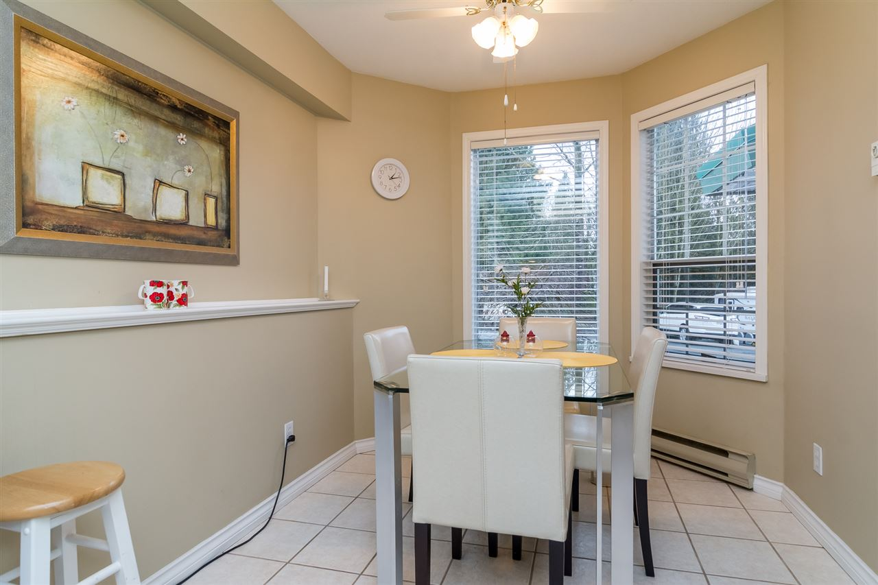 "Photo 8: 46 3115 TRAFALGAR Street in Abbotsford: Central Abbotsford Townhouse for sale in ""CEDARBROOK VILLAGE"" : MLS® # R2140999"