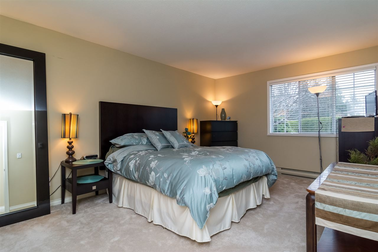 "Photo 9: 46 3115 TRAFALGAR Street in Abbotsford: Central Abbotsford Townhouse for sale in ""CEDARBROOK VILLAGE"" : MLS® # R2140999"
