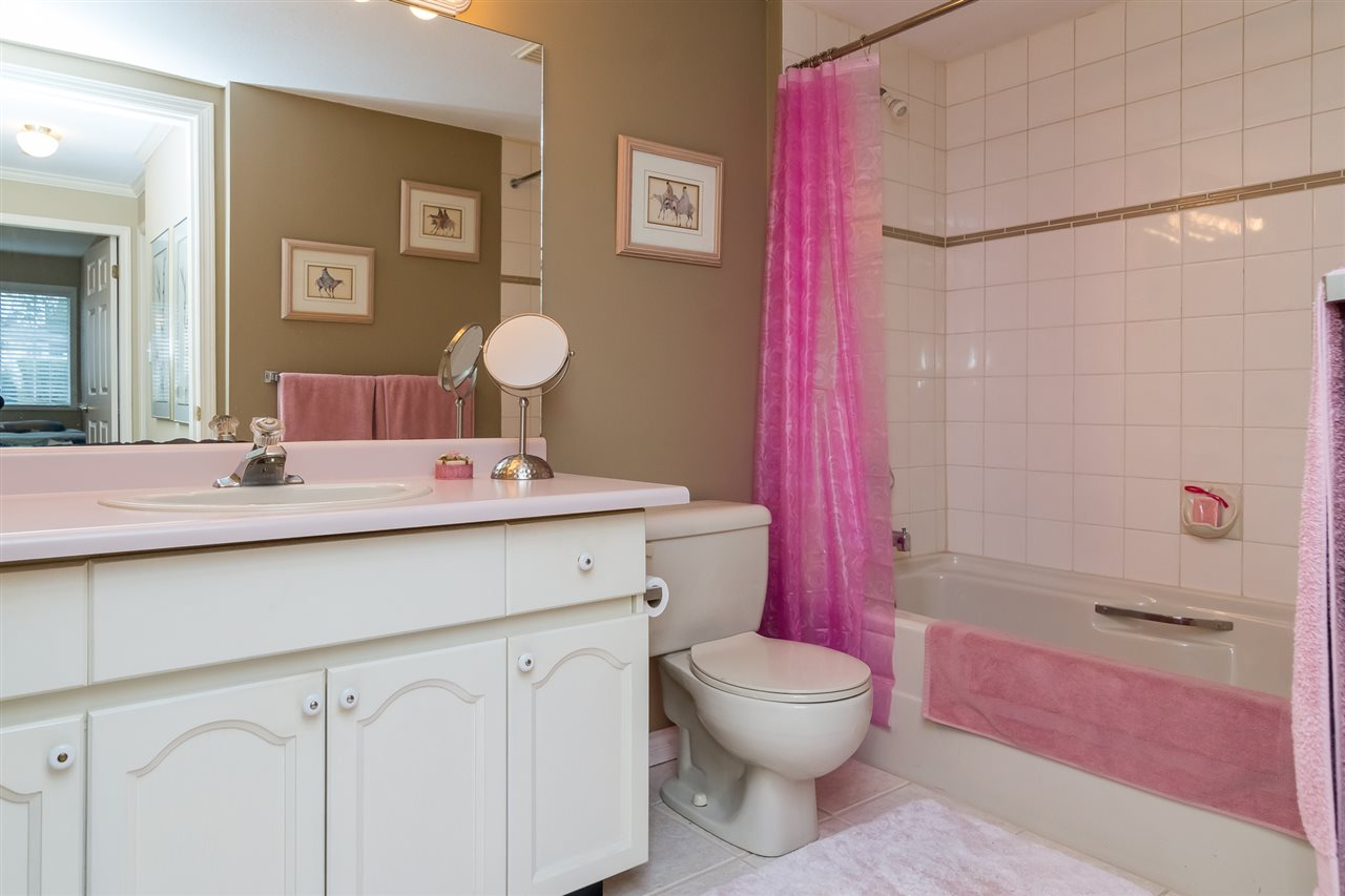 "Photo 12: 46 3115 TRAFALGAR Street in Abbotsford: Central Abbotsford Townhouse for sale in ""CEDARBROOK VILLAGE"" : MLS® # R2140999"