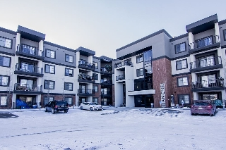 Main Photo: 320 1144 ADAMSON Drive in Edmonton: Zone 55 Condo for sale : MLS(r) # E4052604