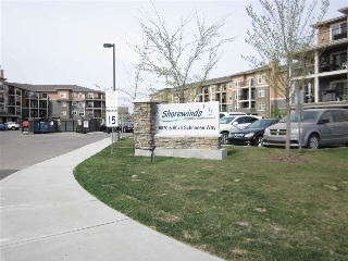 Main Photo: 411 6070 SCHONSEE Way in Edmonton: Zone 28 Condo for sale : MLS(r) # E4053352