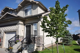 Main Photo: 51 9511 102 Avenue: Morinville Townhouse for sale : MLS® # E4055822