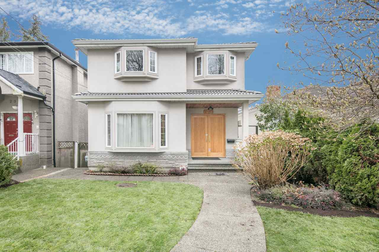 Main Photo: 2946 W 39TH Avenue in Vancouver: Kerrisdale House for sale (Vancouver West)  : MLS® # R2149668