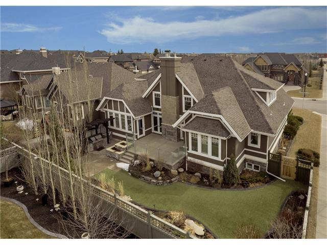 Photo 29: 87 WENTWORTH Terrace SW in Calgary: West Springs House for sale : MLS® # C4109361