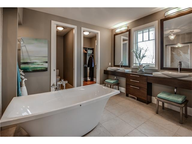 Photo 11: 87 WENTWORTH Terrace SW in Calgary: West Springs House for sale : MLS® # C4109361