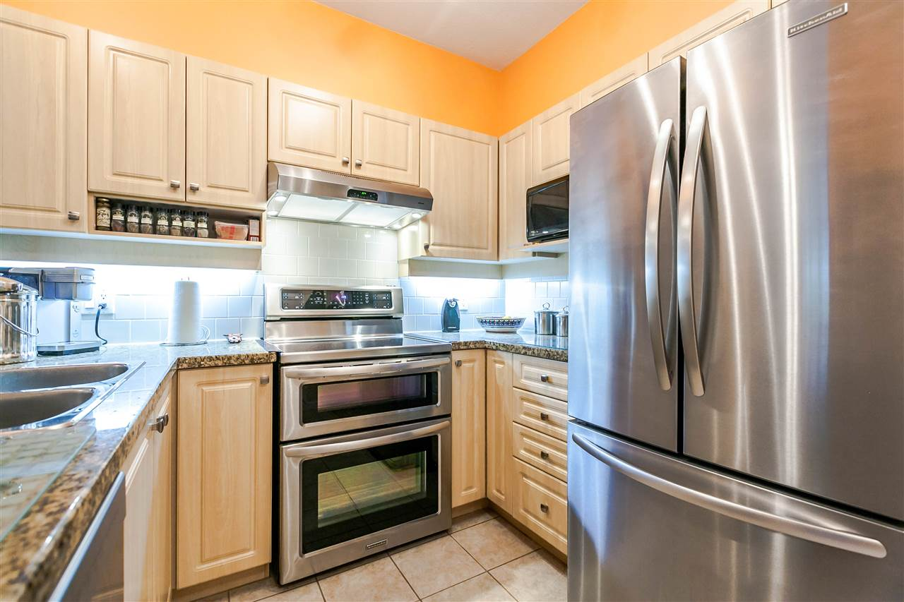 "Main Photo: 214 3608 DEERCREST Drive in North Vancouver: Roche Point Condo for sale in ""DEERFIELD AT RAVENWOODS"" : MLS(r) # R2157311"