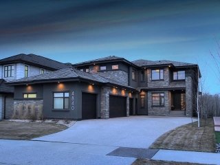 Main Photo: 4840 MACTAGGART Crest in Edmonton: Zone 14 House for sale : MLS(r) # E4060389