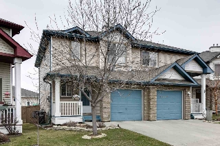 Main Photo: 34 700 BOTHWELL Drive: Sherwood Park House Half Duplex for sale : MLS(r) # E4060582